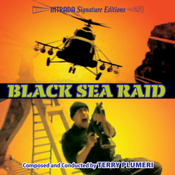 Black Sea Raid Soundtrack (Terry Plumeri) - Car�tula