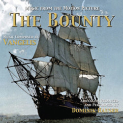 The Bounty Soundtrack  ( Vangelis) - Car�tula