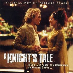 A Knight's Tale Soundtrack (Carter Burwell) - Car�tula