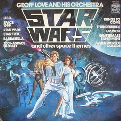 Star Wars And Other Space Themes