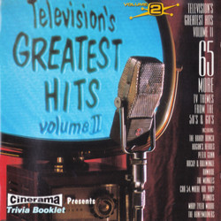 Television's Greatest Hits Volume 2: From The 50's & 60's