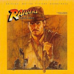 Raiders of the Lost Ark Soundtrack (John Williams) - Car�tula