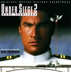 Under Siege 2: Dark Territory Soundtrack (Basil Poledouris) - Car�tula