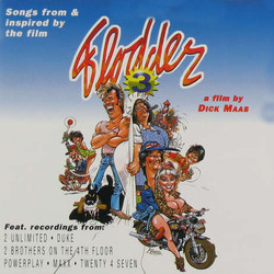 Flodder 3 Soundtrack (Various Artists, Dick Maas) - Car�tula