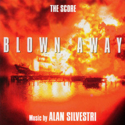 Blown Away Soundtrack (Alan Silvestri) - Car�tula