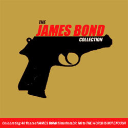 The James Bond Collection Soundtrack  (Various Artists) - Car�tula