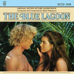 The Blue Lagoon Soundtrack (Basil Poledouris) - Car�tula