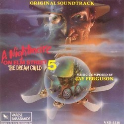A Nightmare on Elm Street 5: The Dream Child Soundtrack (Jay Ferguson) - Car�tula