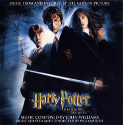 Harry Potter and the Chamber of Secrets Soundtrack (John Williams) - Car�tula