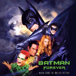 Batman Forever Soundtrack (Various Artists) - Car�tula