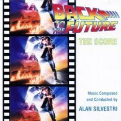 Back to the Future Soundtrack  (Alan Silvestri) - Car�tula