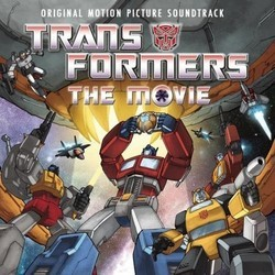 The Transformers: The Movie Soundtrack (Vince DiCola) - Car�tula