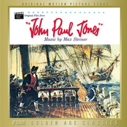 John Paul Jones / Parrish Soundtrack  (Max Steiner) - Car�tula