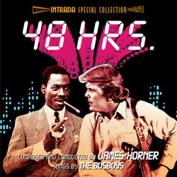48 Hrs. Soundtrack (James Horner) - Car�tula
