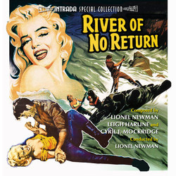 River of No Return/Niagara Soundtrack (Leigh Harline, Cyril J. Mockridge, Lionel Newman) - Car�tula