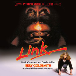 Link Soundtrack (Jerry Goldsmith) - Car�tula
