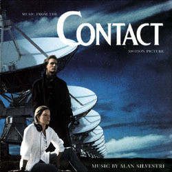 Contact Soundtrack  (Alan Silvestri) - Car�tula