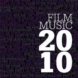 Film Music 2010 Soundtrack (Various Artists) - Car�tula