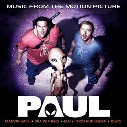Paul Soundtrack (David Arnold, Various Artists) - Car�tula