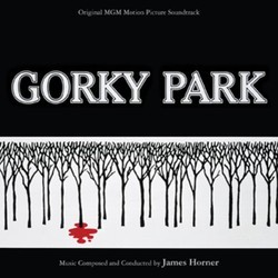 Gorky Park Soundtrack (James Horner) - Car�tula