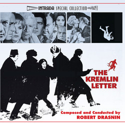 The Kremlin Letter Soundtrack (Robert Drasnin) - Car�tula