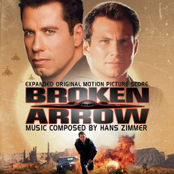 Broken Arrow Soundtrack (Hans Zimmer) - Car�tula