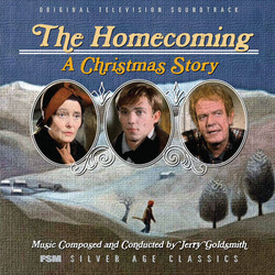 The Homecoming: A Christmas Story / Rascals and Robbers: The Secret Adventures of Tom Sawyer and Huck Finn Soundtrack (Jerry Goldsmith, James Horner) - Car�tula
