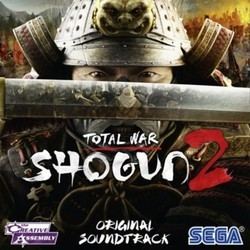 Shogun 2: Total War Soundtrack (Jeff van Dyck) - Car�tula