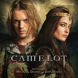 Camelot Soundtrack (Jeff Danna, Mychael Danna) - Car�tula