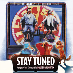 Stay Tuned Soundtrack (Bruce Broughton) - Car�tula