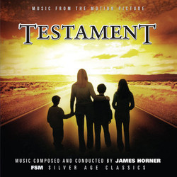 Testament Soundtrack (James Horner) - Car�tula