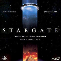 Stargate Soundtrack  (David Arnold) - Car�tula