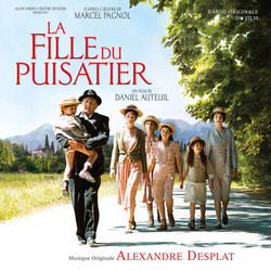 La Fille du Puisatier Soundtrack (Alexandre Desplat) - Car�tula
