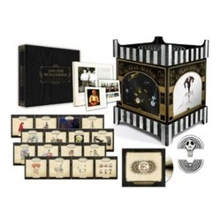The Danny Elfman & Tim Burton 25th Anniversary Music Box Soundtrack (Danny Elfman) - Car�tula