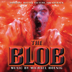 The Blob Soundtrack (Michael Hoenig) - Car�tula