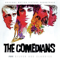 The Comedians / Hotel Paradiso Soundtrack (Laurence Rosenthal) - Car�tula