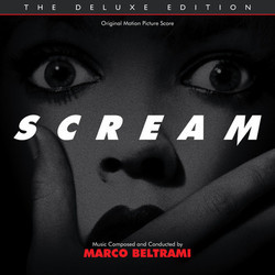 Scream Soundtrack (Marco Beltrami) - Car�tula