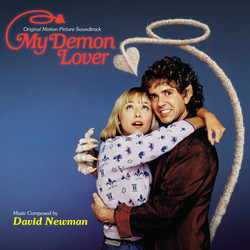 My Demon Lover Soundtrack (Ed Alton , David Newman) - Car�tula