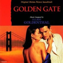 Golden Gate Soundtrack  (Elliot Goldenthal) - Car�tula