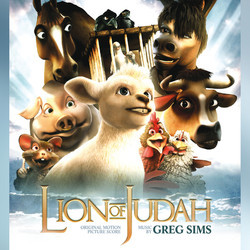 The Lion of Judah Soundtrack (Greg Sims) - Car�tula