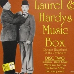Laural and Hardys Music Box Soundtrack (Various Artists) - Car�tula