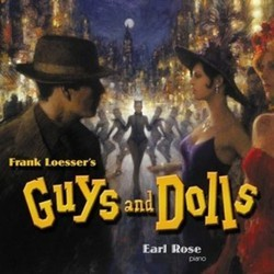 Guys and Dolls Soundtrack  (Frank Loesser, Frank Loesser, Earl Rose) - Car�tula