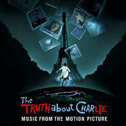 The Truth About Charlie Soundtrack  (Various Artists, Rachel Portman) - Car�tula