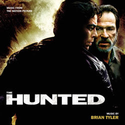 The Hunted Soundtrack (Brian Tyler) - Car�tula