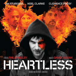 Heartless Soundtrack (David Julyan) - Car�tula