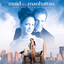 Maid in Manhattan Soundtrack (Various Artists, Alan Silvestri) - Car�tula
