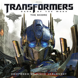 Transformers: Dark of the Moon Soundtrack (Steve Jablonsky) - Car�tula