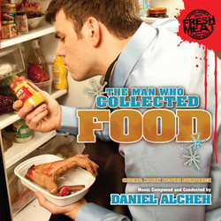 The Man Who Collected Food Soundtrack (Daniel Alcheh) - Car�tula