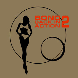 Bond Back in Action 2 Soundtrack (John Altman, John Barry, Bill Conti, Marvin Hamlisch, Monty Norman) - Car�tula