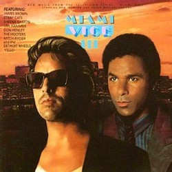 Miami Vice III Soundtrack (Various Artists, Jan Hammer) - Car�tula